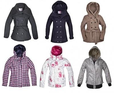 8609593d7b00b Cropp Town dámska kolekcia zima 2011/ 2012: Nebojte sa odlišovať ...