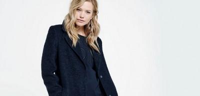 Dlhé dámske kabáty — Módne Trendy eb4155ab567
