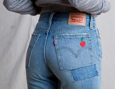 Levi s  Nové dámske džínsy Wedgie — Módne Trendy 1ba5f81fd1a